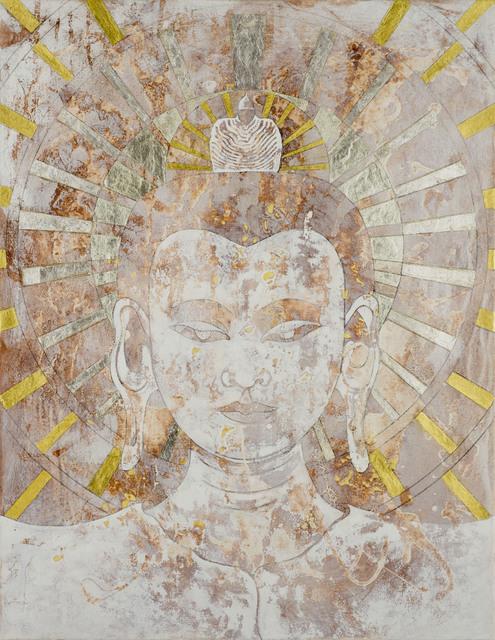 Sax Berlin, 'Peace Buddha', 2017, White Court Art