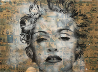 Mr. Brainwash, Marilyn Madonna