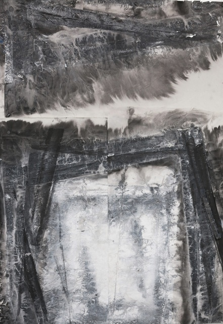 Zheng Chongbin 郑重宾, 'Skylines ', 2014, Ink Studio