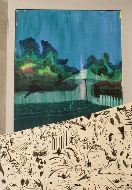 , 'Juego de lapiz,' 2014, F2 Galería
