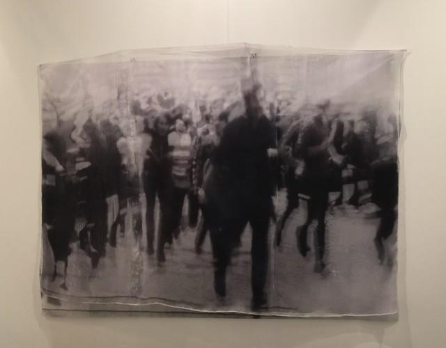 , 'Piel de Memoria,' 2016, Diana Lowenstein Gallery