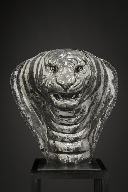 , 'Head Tiger-Cobra,' 2016, Mazel Galerie