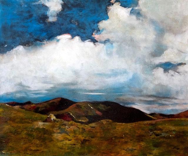 , 'Mountain Top,' 2017, Massey Lyuben Gallery