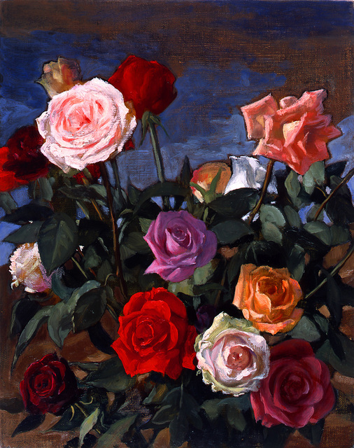 John Currin, 'Rosebush', 2003, Sadie Coles HQ