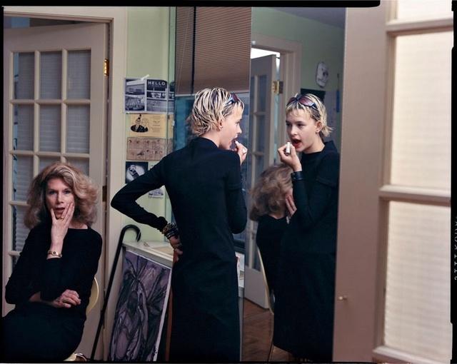 """, 'Lipstick """"New York Stories, W Magazine"""",' 1999, Paul Kasmin Gallery"""