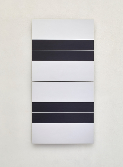 , 'Four Center Split Screen III,' 2015, Galerie Christian Lethert