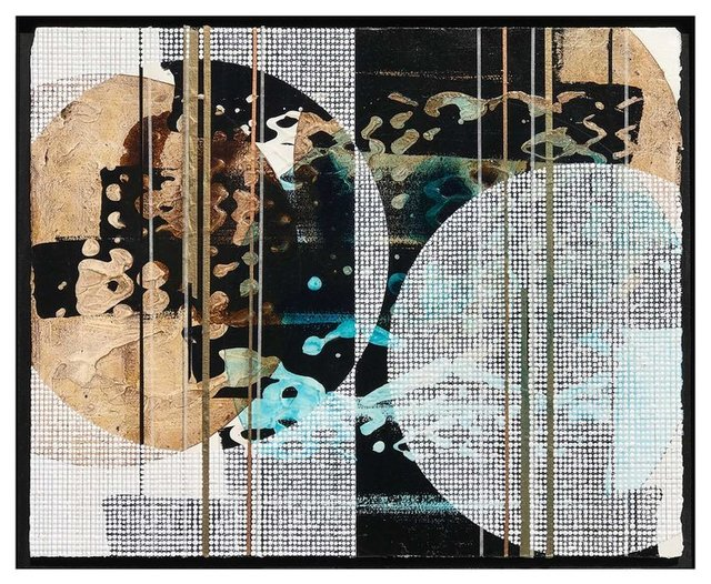 , 'Ocean, Lantern Study 2,' 2018, k contemporary