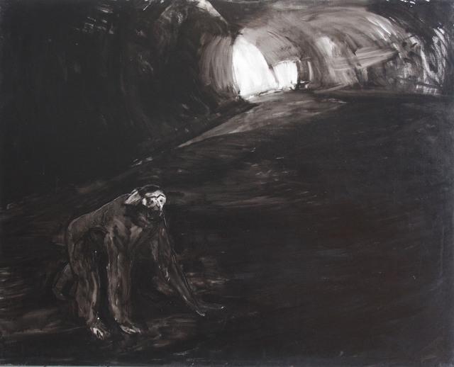 , 'Tunel ,' 2003, Galería Quetzalli