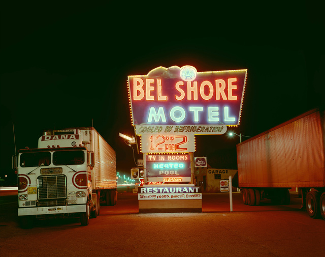 , 'Bel Shore Motel Sign, Highway 80, Deming New Mexico,' , Kopeikin Gallery