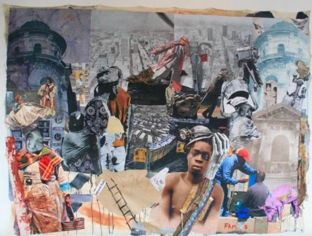 , 'Blame it on the Boer,' 2016, HAZARD Gallery