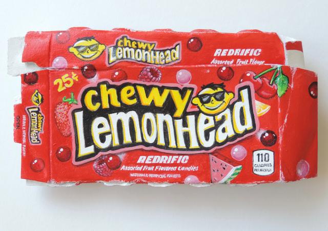 , 'Chewy Lemonhead,' 2019, George Billis Gallery