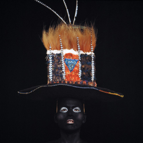 , 'The Papuan Bride. Self-portrait, 2003,' , Mark Hachem Gallery