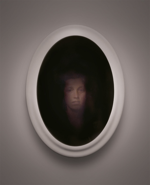 , 'Scrying Mirror (Lucca),' , Anima-Mundi