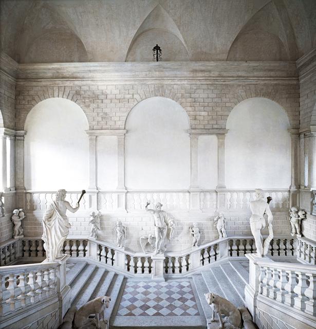 , 'Palazzo Canossa Mantova III,' 2011, Helga de Alvear