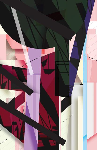 , 'Purple Lead 03,' 2019, Planthouse