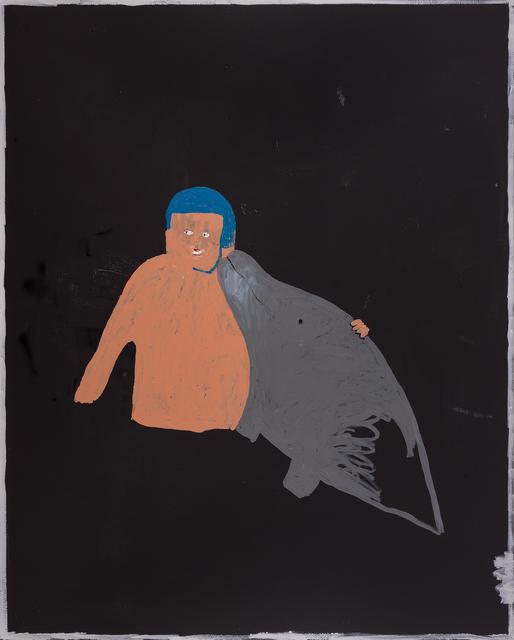 Richie Culver, 'NIGHT SWIMMER', 2019, LEHMANN + SILVA