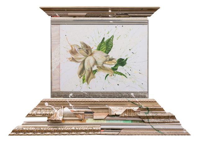 , 'Gardenia Trilogy,' 2014, Octavia Art Gallery