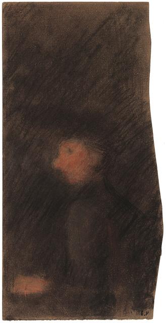 , 'Woman in Profile (Profil de femme),' ca. 1890, Jill Newhouse Gallery