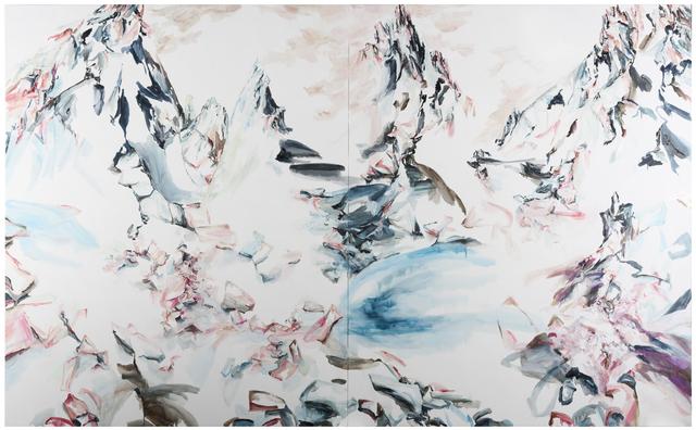 , 'Palisade Basin,' 2016-2017, Ochi Projects