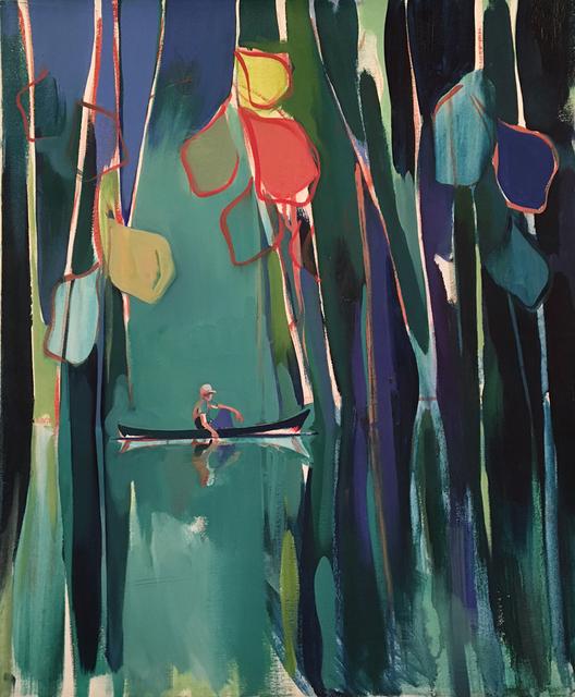 Charlotte Evans, 'Untitled (boat boy)', 2014, Candida Stevens Gallery