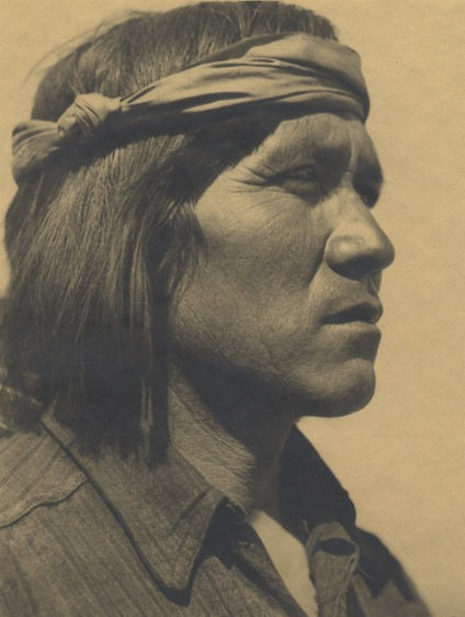 , 'Juan Pancho of Chochiti Pueblo,' ca. 1928, Robert Mann Gallery