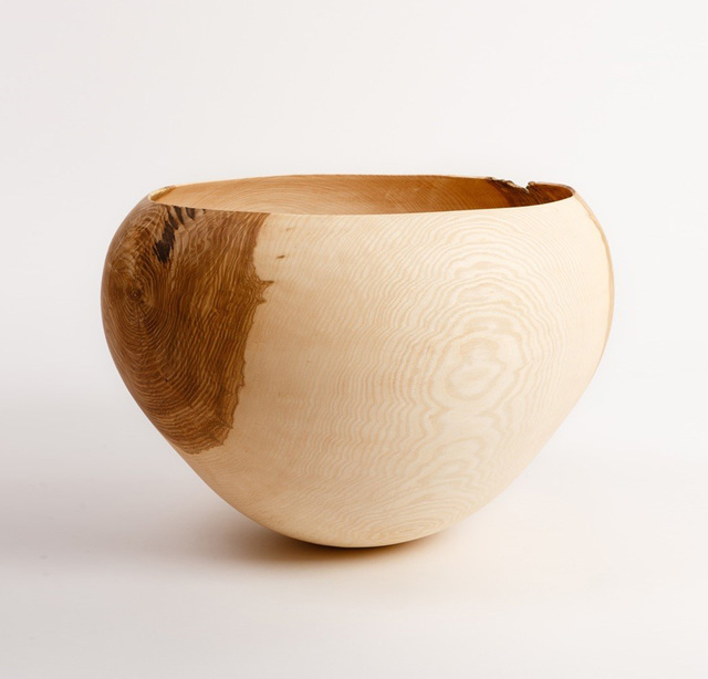 , 'Large Ash Vessel I,' ca. 2018, The Scottish Gallery