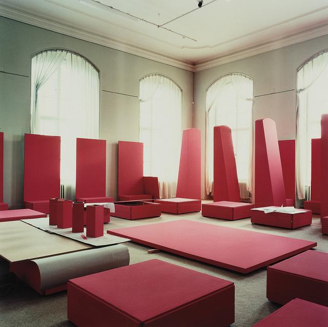 Candida Höfer, 'Museum für Völkerkunde Dresden I', 1999, Phillips