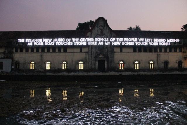 , 'Kochi Muziris Biennale,' 2012/13, C24 Gallery