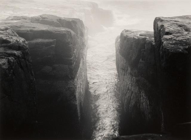 , 'Ocean, Schoodic Point, Maine,' 1968, Scheinbaum & Russek Ltd.