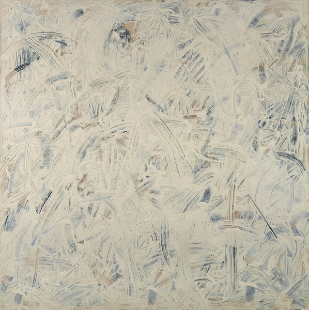 , 'Large White,' 2002, Berry Campbell Gallery