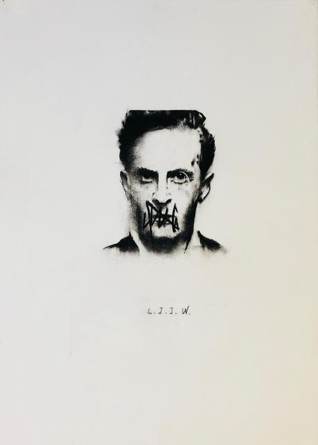 , 'Portrait L.J.J.W. ,' 2018, Mario Mauroner Contemporary Art Salzburg-Vienna