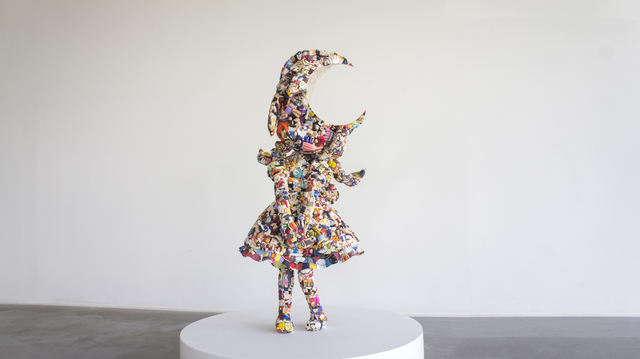 , '11.9kg,' 2014, Micheko Galerie