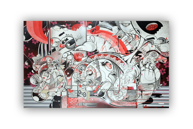 , 'Different Perspectives,' 2011, Underdogs Gallery