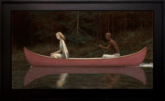 , 'Canoe,' 2017, ARCADIA CONTEMPORARY