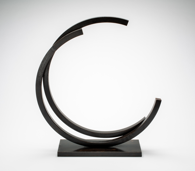, 'Two Arcs of 245,' 1987, David Klein Gallery