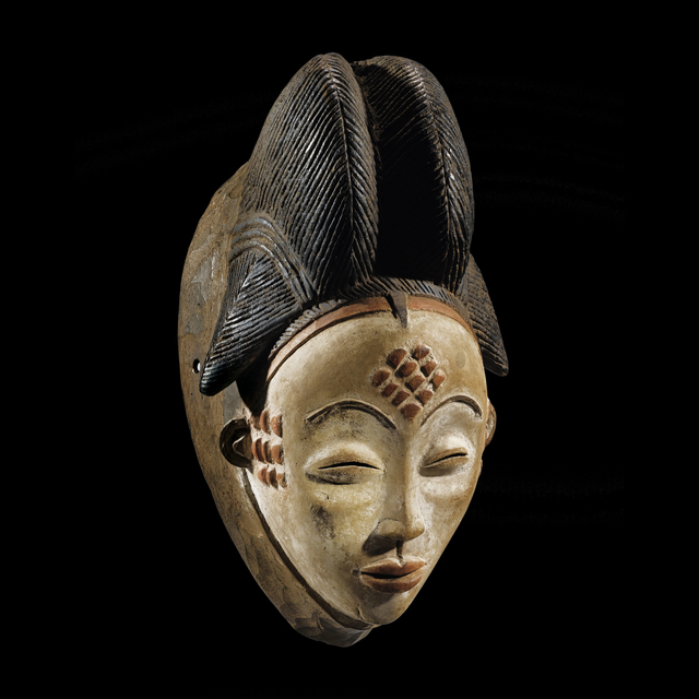 , 'Punu Mask, Gabon, Africa,' ca. 19th century, Tambaran