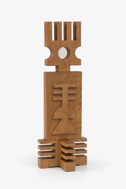 , 'Conjunto Altar Sacral Emblemático - E 59,' 1980, Mendes Wood DM