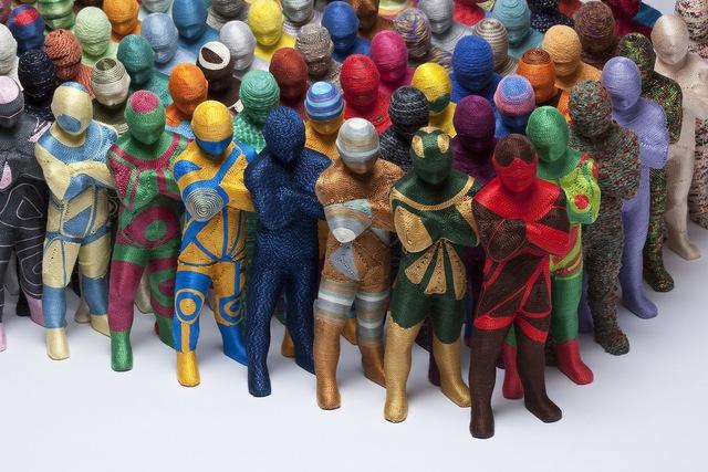 , 'Bystander,' 2011-2012, Gallery Absinthe