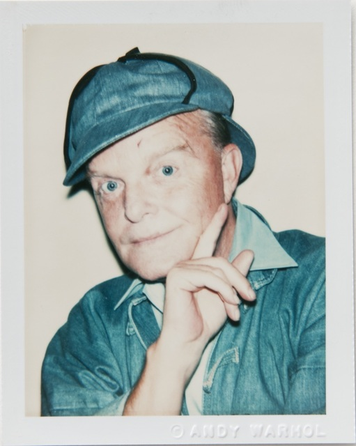 Andy Warhol, 'Andy Warhol, Polaroid Portrait of Truman Capote', 1977, Hedges Projects