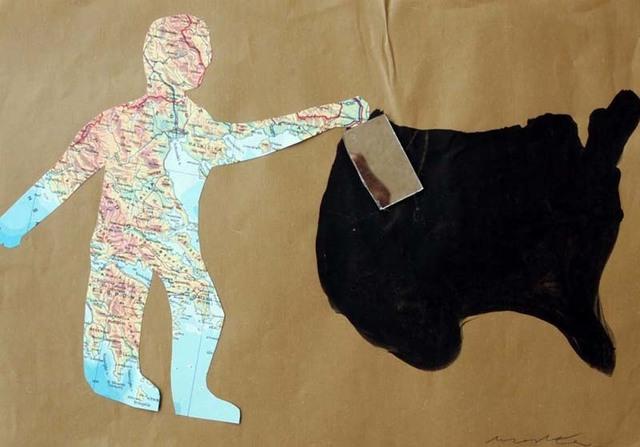 , 'Ah, Amerika,' 2005, Aanant & Zoo