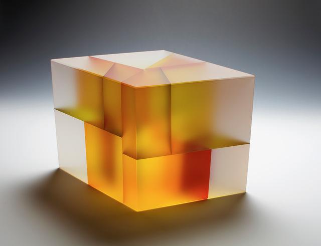, 'Isosceles Trapezohedron Segmentation ,' 2019, Duane Reed Gallery
