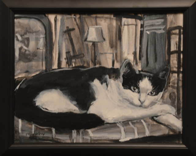 , 'Lilly Murphy,' 2018, The Galleries at Salmagundi