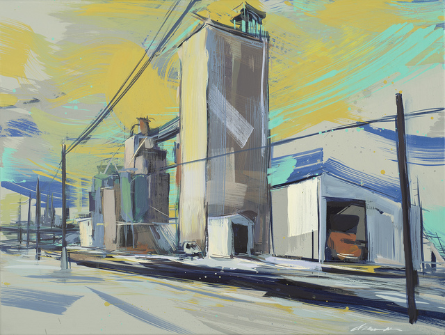 Austin Matthews, 'S & S, #5', 2019, William Matthews Studio