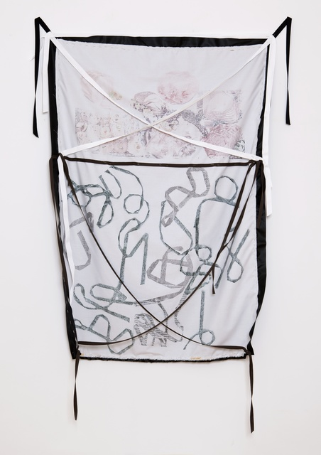 , 'Lost timeline - Schinkenteller,' 2013, Eleni Koroneou