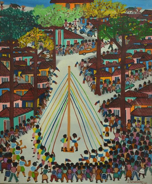 , 'Jeux,' 1997, Le Centre d'Art d'Haïti