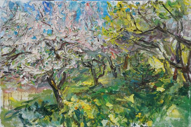 , 'Cherry Blossom,' 2017, Gallery 1261