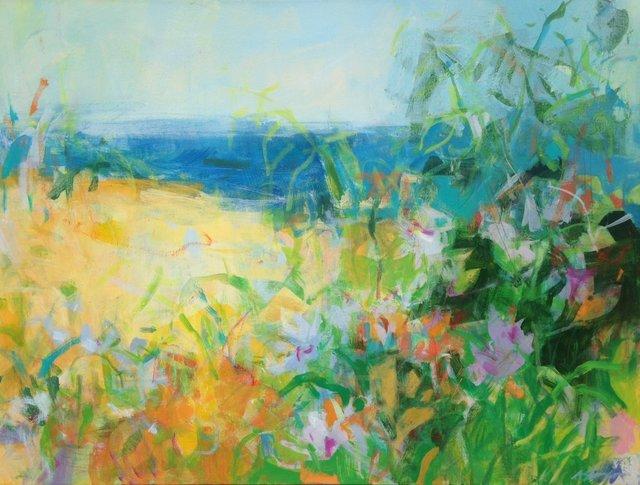 Angela Saxon, 'Forest to Beach', 2018, Vivid Art Gallery