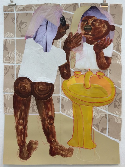 , 'Post-Colonial Booty,' 2017, Mariane Ibrahim Gallery