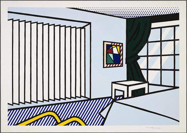 , 'Bedroom,' 1991, Galería La Caja Negra