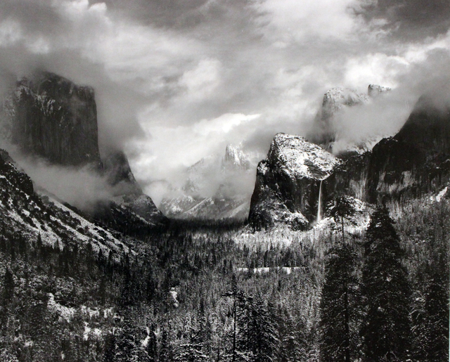 , 'Clearing Winter Storm, Yosemite National Park, CA,' 1944, Robert Mann Gallery